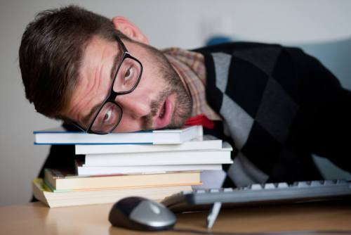 insomnie et pas d'énergie