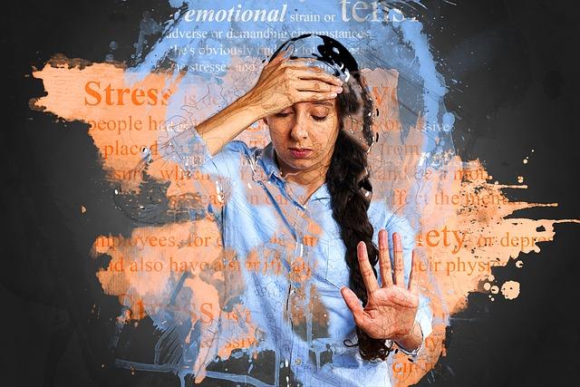 le stress influe sur votre sommeil